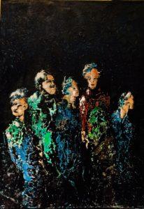 Die heiligen fünf Tanten